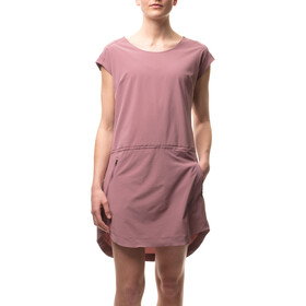 Houdini Legacy Dress Damen six am purple